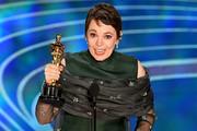 فیلم | شادی و هیجان برنده اسکار بهترین بازیگر زن