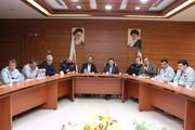 جلسه هماندیشی میان ۲ شرکت فولادی/ هدف جلسه، تکمیل زنجیره فولاد استان