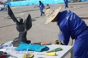 ساخت پارکی برای مجسمههای اهواز/ حمایت و انگیزه برای مجسمهسازان