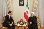 روحانی: ایران آماده مشارکت در روند بازسازی سوریه است