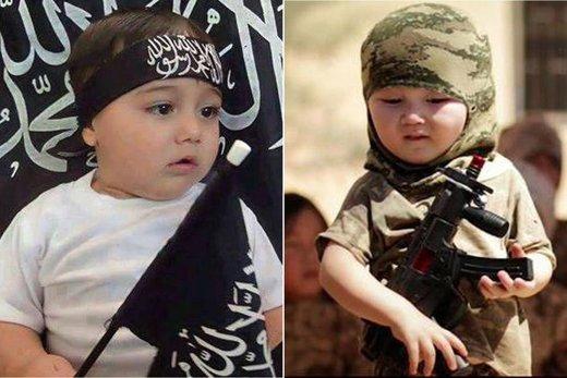 سرنوشت نوزادانی که از داعشیها برجا ماند