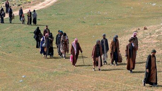 کردهای سوریه ۲۸۰ عنصر داعشی را به ارتش عراق تحویل دادند