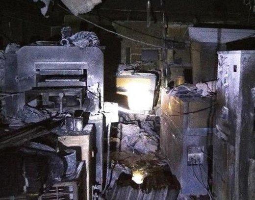 آتشسوزی در بازار تبریز ۲ کشته بر جا گذاشت