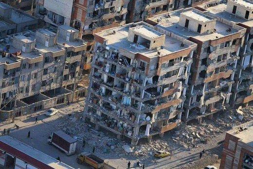 خطر مرگ برای ۱.۵ میلیون تهرانی هنگام وقوع زلزله