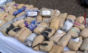 Over two tons of narcotics seized in SE Iran