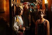 گریم سنگین لیلا اوتادی و ترلان پروانه در فیلمی تازه/ عکس