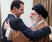 فیلم | بازتاب سفر بشار اسد به تهران در رسانههای بینالمللی
