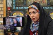 گلایه احسان کرمی از آزاده نامداری/ عکس