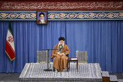 Leader stresses Iran's strength 40 years after revolution