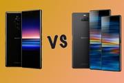 مقایسه فنی ۳ گوشی سونی اکسپریا وان، اکسپریا ۱۰ و ۱۰ پلاس