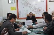 برگزاری کمیته خدمات بهداشتی سلامت و محیط زیست ستاد سفر در بویراحمد