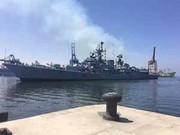 هند نیروی دریایی خود را به حالت آمادهباش درآورد