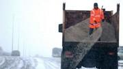 برف و باران در جادهها/ بدون آمادگی و اطلاع کافی به جادهها نزنید!