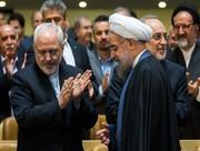 Iran president rejects FM Zarif's resignation
