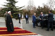 Iran's president receives Armenian PM