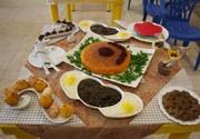 جشنواره غذاهای ایرانی در گناوه برگزار شد