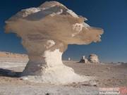 صحرای ال بیدا در مصر، طبیعتی عجیب که میلیونها سال قدمت دارد