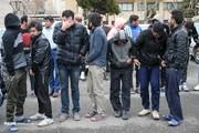 تصاویر   بازداشت سارقان حرفهای تهران