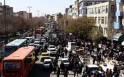 محدودیتهای ترافیکی در پنجشنبه و جمعه آخر سال تهران