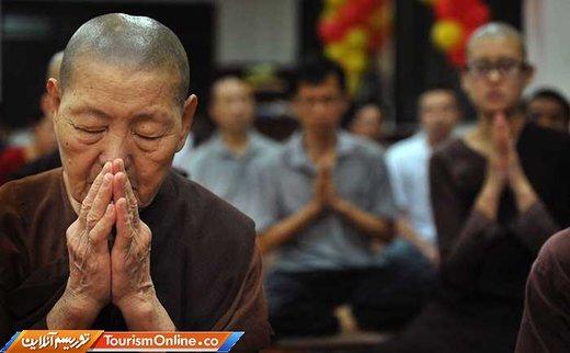 اقامتگاهی در کوه کویا همراه با راهب های بودایی: شبی 180 دلار