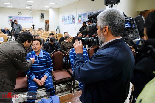 اولین جلسه رسیدگی به اتهامات حسین هدایتی و ۱۰ متهم اخلال در نظام اقتصادی کشور