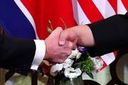تصاویر| دومین روز دیدار ترامپ و اون؛ خبرنگاران منع شدند