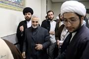 تصاویر | سردار سلیمانی در همایش رسالتهای حوزه