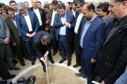 وزیر صنعت، معدن و تجارت وارد گچساران شد