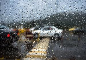 مازندران، بارانی و برفی