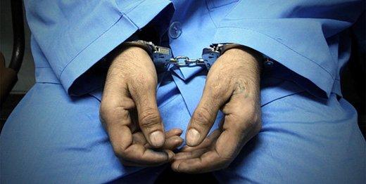 دستگیری قاتل فراری بعد از ۱۳ سال در شهرستان زاهدان