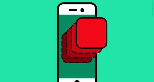 حذف اپلیکیشنهای دونسخهای توسط اپل