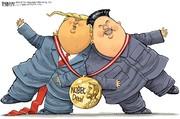 معامله عجیب برای دریافت نوبل!