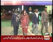 پاکستان خلبان اسیر هندی را آزاد کرد