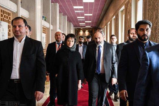 سفر نخست وزیر ارمنستان به اصفهان