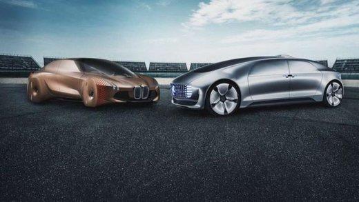 همکاری ۲ رقیب: بامو و دایملر مشترکا خودرو خودران میسازند