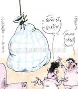 پرویز مظلومی اعتصابش را ادامه میدهد!