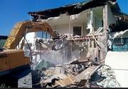 ۴۷۰ ساخت و ساز غیرمجاز در شمیرانات تخریب شد/ سرنوشت ویلای دختر وزیر