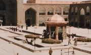 فیلم | اولین فیلم رنگی از حرم امام رضا(ع) در سال ۱۳۱۸