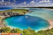 تصاویر | بزرگترین و زیباترین گودالهای آبی جهان