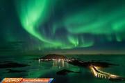 عکسهایی که فقط در قطب شمال میتوان گرفت