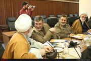 لبخند اعضای مجمع هنگام بررسی پالرمو/ تصاویر