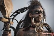عکاسی که فرهنگهای بومی جهان را ثبت کرده است!