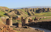 نخستین شهر ساسانی در انتظار گردشگران نوروزی