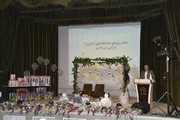 برگزاری جشن ازدواج دانشجویی در دانشگاه شهرکرد