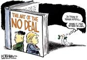 اینم نتیجه مذاکرات ۲ دیکتاتور!