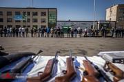 سارقان مسلح، محموله ۲۴ تنی میلگرد را با رانندهاش ربودند
