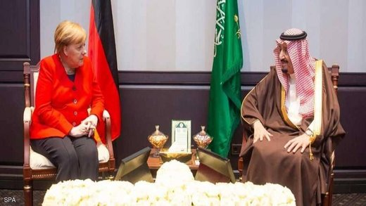 آلمان تحریم تسلیحاتی عربستان را تمدید کرد
