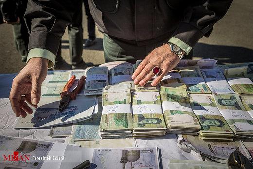 دستگیری ۲۲ باند سرقت و کشفیات پلیس استان البرز