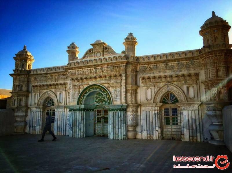 مسجد رنگونی ها ابادان