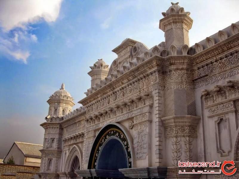 مسجد رانگونی آبادان
